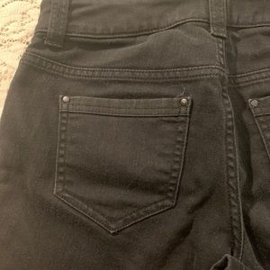 Chico's Platinum Denim Crop Jeans SZ 00